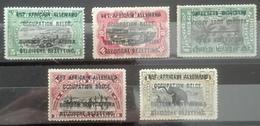 1916 - Ruanda-Urundi - Ruanda-Urundi