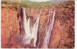 °°° 13407 - INDIA - JOG FALLS , SHIMOGA DISTRICT - With Stamps °°° - India
