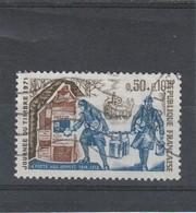 France Oblitéré  1971  N° 1671   Journée Du Timbre - Gebraucht