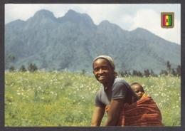 97739/ RWANDA, Maman Et Son Bébé - Rwanda