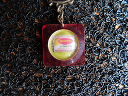 Porte-clefs Fromage Pour Tartines, Nanette, Fromagerie Franco-suisse  (Box 4-1) - Porte-clefs