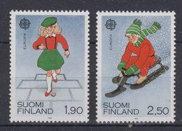 Europa Cept 1989  Finland 2v ** Mnh (43817) - 1989