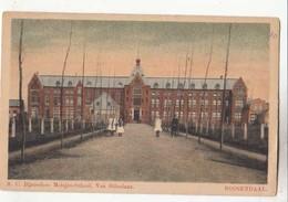 CPA Pays Bas - Noord Brabant - Roosendaal - Bijzondere Meisjes School - Van Gilselaan  :   Achat Immédiat - Roosendaal