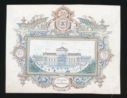 GENT   PORSELEINKAART 15 X 12 CM  CASINO 1846 - CH.SYTS ET P.HOLLEVOET - Gent
