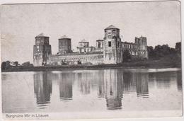 Mir Fortress .Belorussia. - Russia