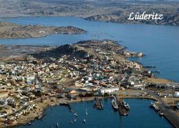 Namibia Luederitz Aerial View New Postcard - Namibia