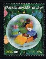 Griechenland 2018, Michel# O The Christmas Present - Greece