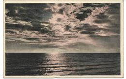 St-Idesbald Le Soleil Meurt Sur Les Flots - Koksijde