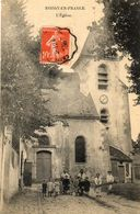 - ROISSY En France - L'Eglise  (bien Animée)  -6376- - Roissy En France