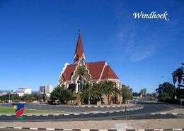Namibia Windhoek Christ Church New Postcard - Namibia