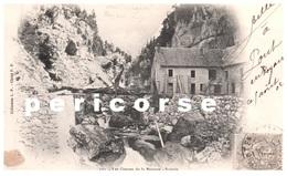38  Les Gorges De La Bourne  Scierie - Autres Communes