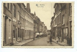 Nivelles Rue De Mons ( Edition Hôtel De France ) - Nivelles