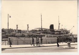 Port De Nice - Bâteau - Photo 7 X 10.5 Cm - Boats