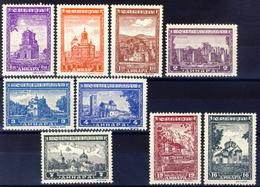 1942 - Occupazione Tedesca - Monasteri Serbi - Nuovi Mlh** LTL - Serbia