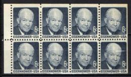 STATI UNITI - 1970 - PRESIDENTE EISENHOWER - DA LIBRETTO - MNH - Stati Uniti
