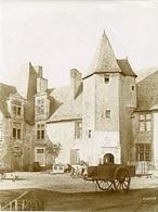 Sanxay 86 Châtezzau De Marconnay La Cour En 1906 337CP02 - Lieux