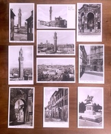 Lotto 10 Cartoline SIENA - Non Viaggiata - Dorso Diviso - Ediz. Ditta Stéfano Venturini Siena - Siena