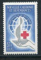 """Neukaledonien / 1963 / Mi. 392 """"Rotes Kreuz"""" ** (20220) - Neukaledonien"""