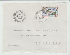 Côtes Du Nord: SABLES D'OR Les PINS Càd B6 / LSC De 1962 > Poitiers B/TB - Storia Postale