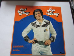 LP; Jack Jersey, Sings Country - Country & Folk