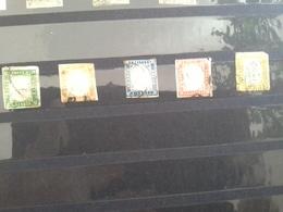 Lot Stamps States Italia - Sardenha - Stamps