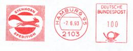 Freistempel 5113 Eichhörnchen - [7] West-Duitsland