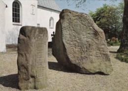 AL67 Jelling, Rune Stenene - Denmark