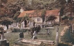 AR46 Bonchurch, Old Church - Angleterre