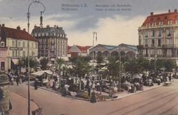 Mulhouse Halles Et Place Du Marché - Mulhouse