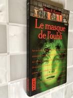 POCKET TERREUR N° 9004 LE MASQUE DE L'OUBLI - 1981 - Tbe - Fantastic
