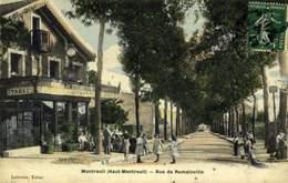 93 Montreuil Rue De Romainville / A 500 - Montreuil