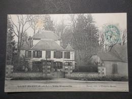 28 - Saint - Prest - CPA - Villa Simonette - Edition Ferray - Cliché L. Martin - 1907 - TBE - - Autres Communes