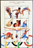 Guyana 1996**Mi.5612-20  Olympic Games -Atlanta 1996 , MNH [5;16] - Sommer 1996: Atlanta