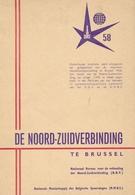 Expo 58 - DE NOORD-ZUIDVERBINDING Te Brussel - Travaux Publics