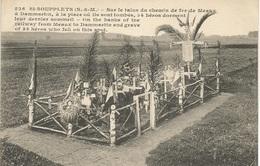 Saint Soupplets Sur Le Talus De Chemin De Fer De Meaux à Dammartin - Otros Municipios