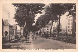 SAINT AVOLD - 18e R.C.C. - Route Du Quartier - Saint-Avold