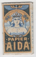 Collectible Antique Souvenir Ottoman Empire Turkish Cigarette Rolling Paper Book - Boites D'allumettes - Etiquettes