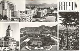 BRASOV. (scan Verso) - Roumanie