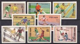 Soccer World Cup 1982 - VIETNAM - Set Imp. MNH** - World Cup
