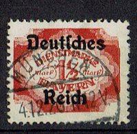 DR 1920 // Mi. 48 O - Dienstpost