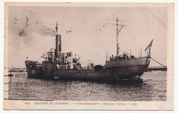 """CPA - Marine De Guerre - """"Remiremont"""" - Bateau Ecole - Guerre"""