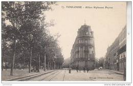 31 - TOULOUSE / ALLEES ALPHONSE PEYRAT - Toulouse