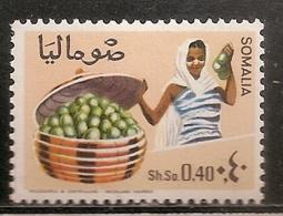 SOMALIE NEUF SANS TRACE DE CHARNIERE - Somalie (1960-...)