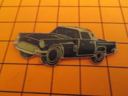 513C PIN'S PINS / Rare Et De Belle Qualité ! / Thème : AUTOMOBILES / FORD MUSTANG NOIRE ANNEES 60 - Ford