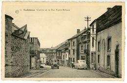 Neufchâteau - L'entrée De La Rue Papier-Billeaux - Neufchâteau