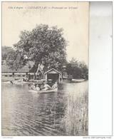 33 - CAZAUX LAC / PROMENADE SUR LE CANAL - France
