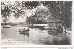 33 - CAZAUX LAC / BORDS DU CANAL - France