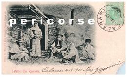 Calarasi  Salutari Din Romania - Roumanie