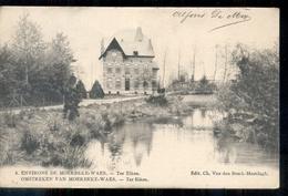 Moerbeke - Waes - Ter Eiken - 1903 - Moerbeke-Waas