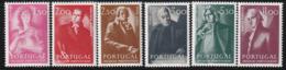 PORTUGAL - N°1234/9 ** (1974) Musiciens Portugais - Neufs
